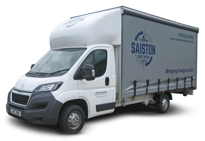 Saiston Van